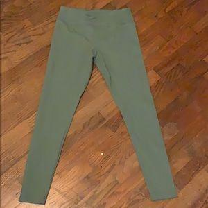 Danskin Pants - Green athletic leggings